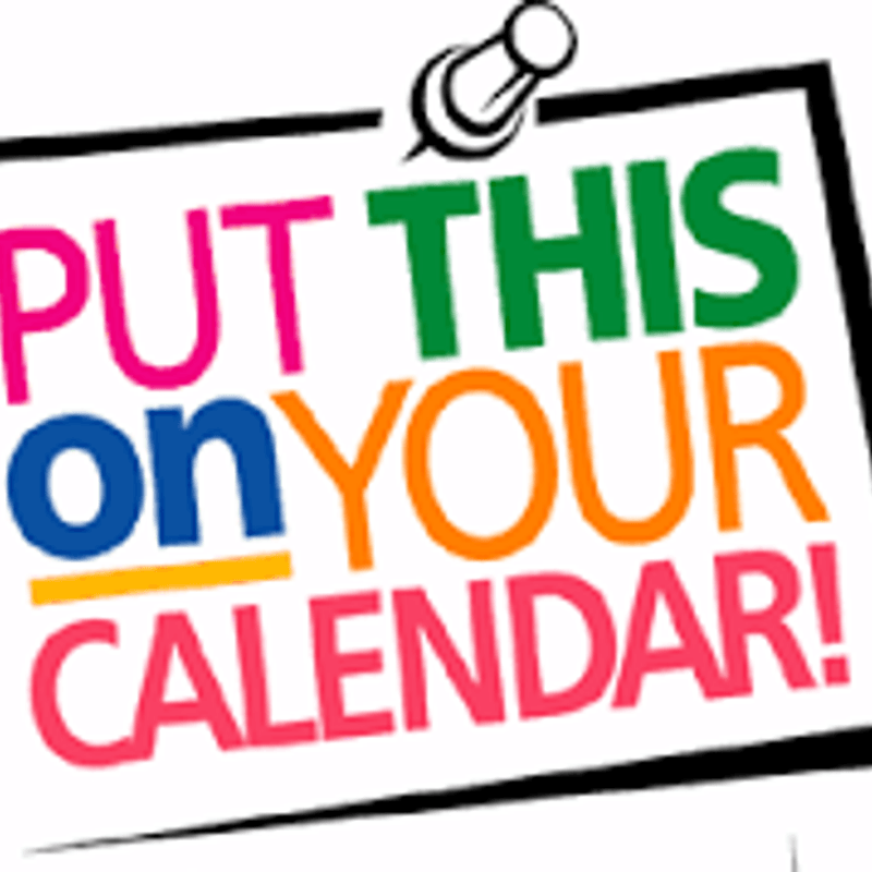 HHC Events Calendar to March 2017 Published Today