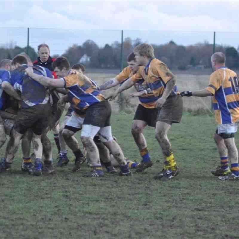 12-01-2013 GY 3rd XV v Cleethorpes XV away won
