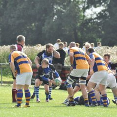 2015/2016 GY 1st XV v Cleethorpes LIncs Cup GY won 90-7