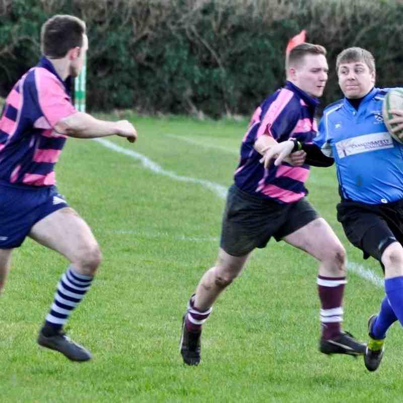 2015/2016 Gy 2nd XV v Pocklington won 22-5