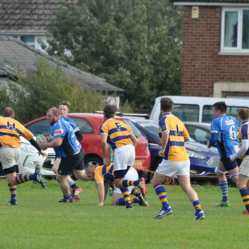 2015/2016 GY 2nd XV v Cleethorpes in fr