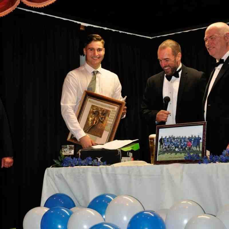 2016 GRUFC Annual dinner & presentation night
