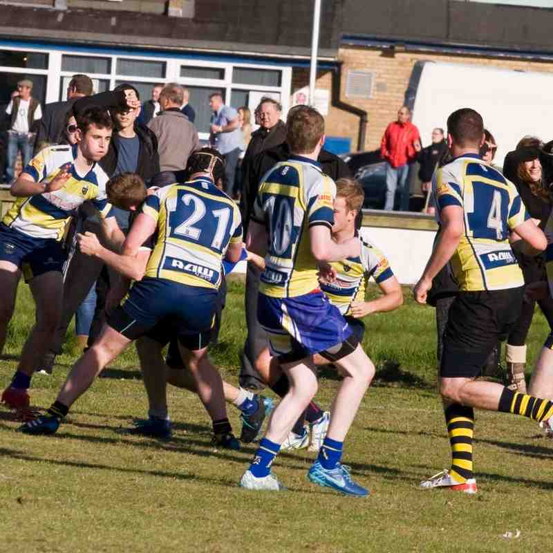 2016/2017 GY 2nd XV v Hull University lost 12-28 Pics BY Gareth Thompson