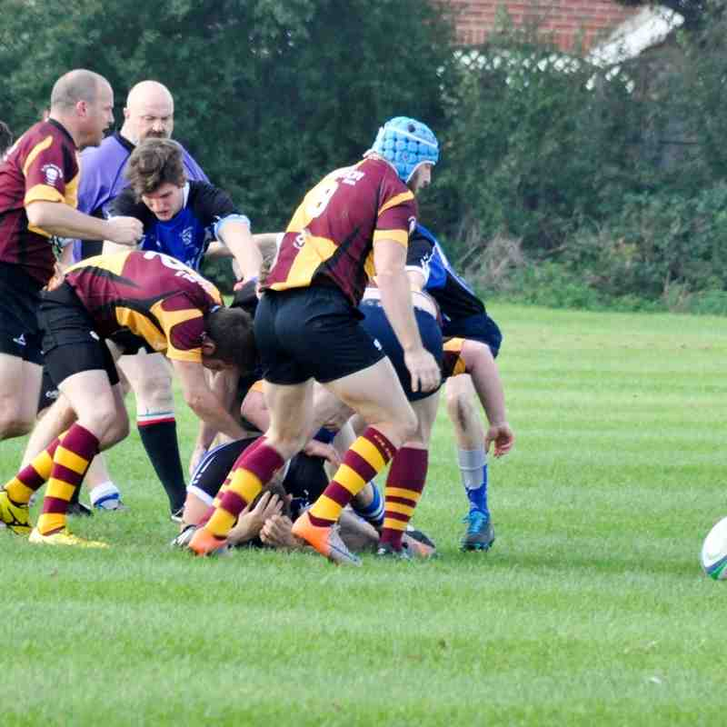2016/2017 2nd XV v BP lost friendly