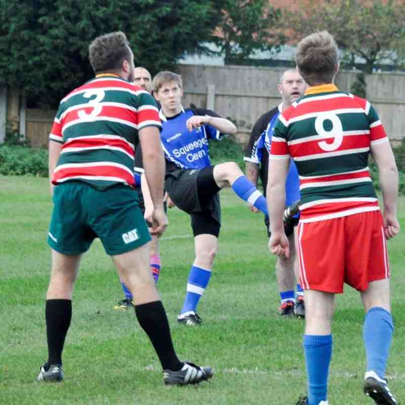 2016/2017 GY 2nd XV v Lincoln 2 lost