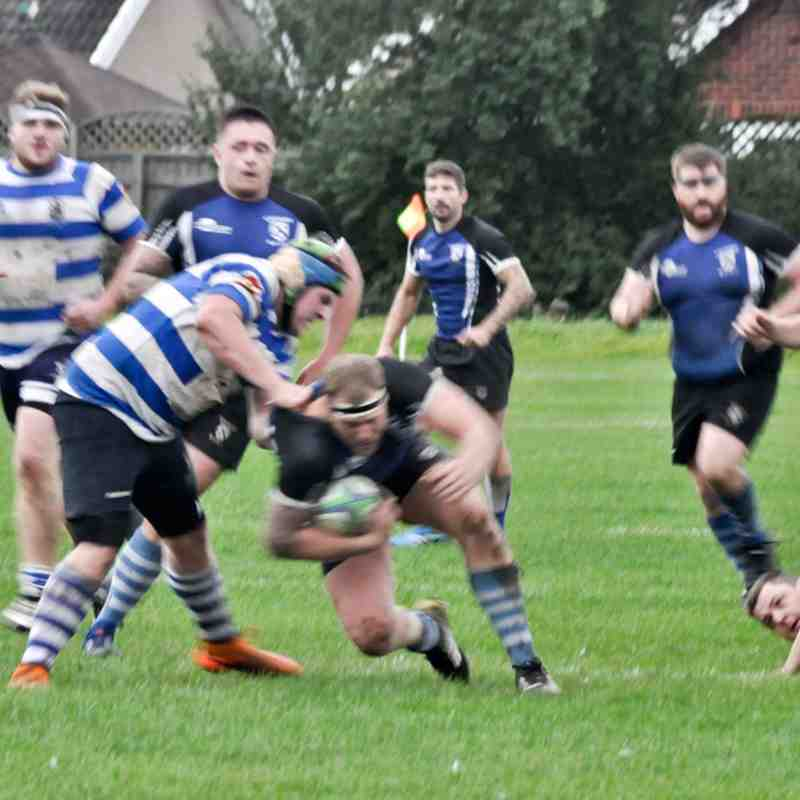 2017/2018 GY 1st XV v Skegness Cup game won 27-7