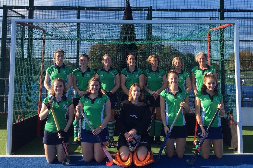 Ladies 2nd beat Team Bath Buccaneers 4 3 - 2