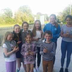 Junior Winners