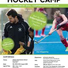 Still Summer Camp spaces available for next week