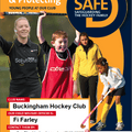 NEW/Expired -  BHC Coaches, Volunteers and Managers DBS please contact Fi Farley