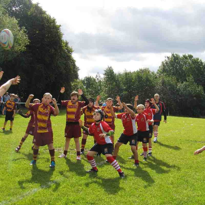 MRC 11s @Sedgley Park - Sept 2013
