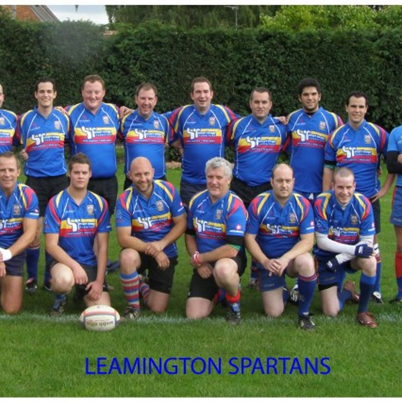 Spartans XV lose to Burbage 2nd XV 0 - 73