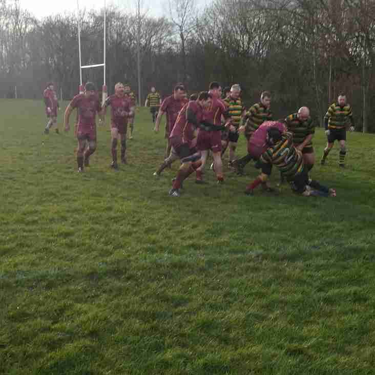 Terrific 25-0 win for 1s v Littleborough