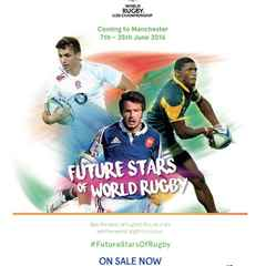 World Rugby U20 Championship - Ticket Update