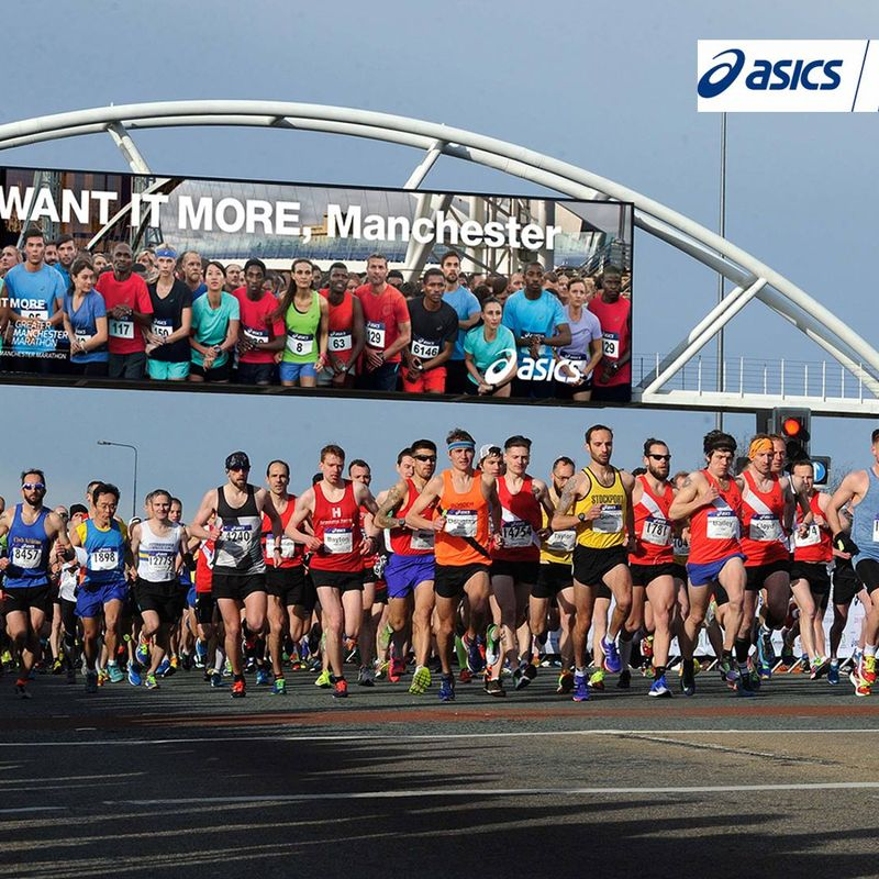 Manchester Marathon - marshall registration still open.  Raise funds!