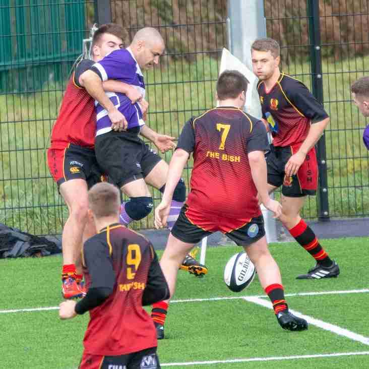 2nd team host Bristol Harlequins 2's in league game