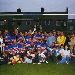 woodhouse yorks div 2 champs & playoff champs
