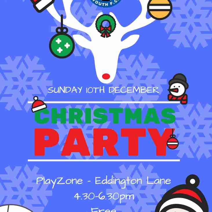 HBY Christmas Party