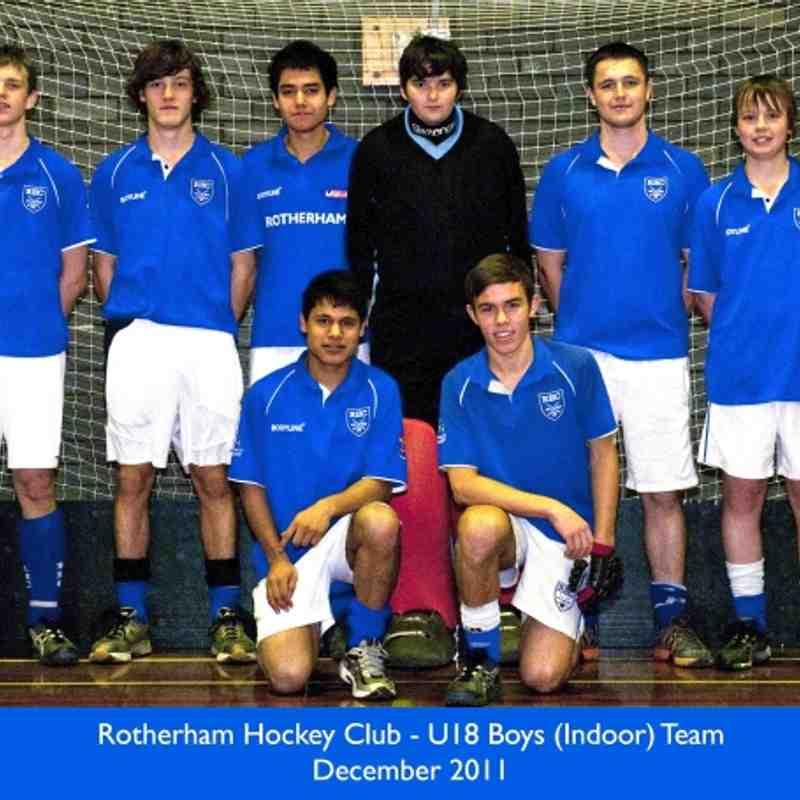 U18 Boys (Indoor)