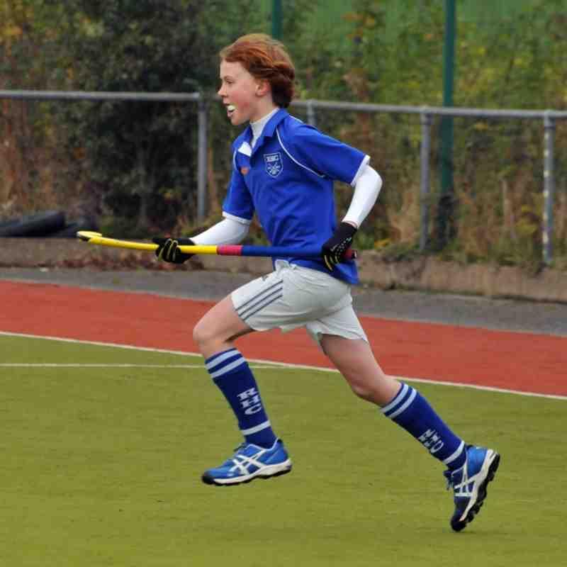 U14 Boys - 04 November 2012