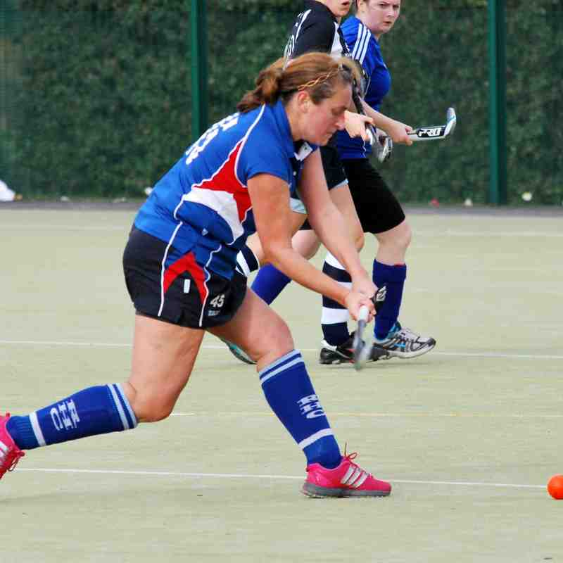 Ladies 2nd Team - 18 October 2014