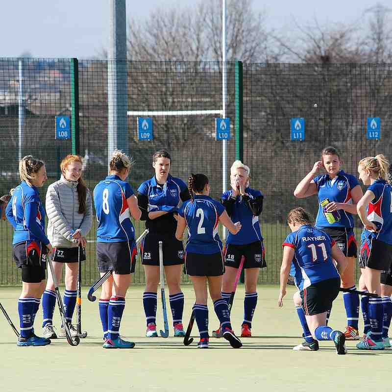 Ladies 1st Team - 07 March 2015