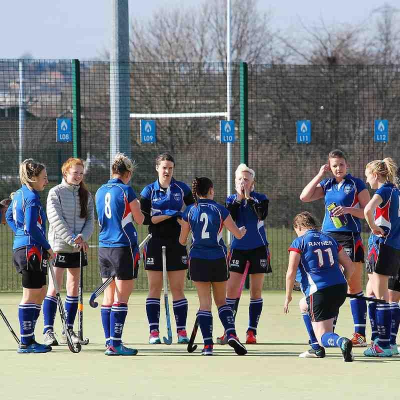 Ladies 1st Team - 07 March 2015