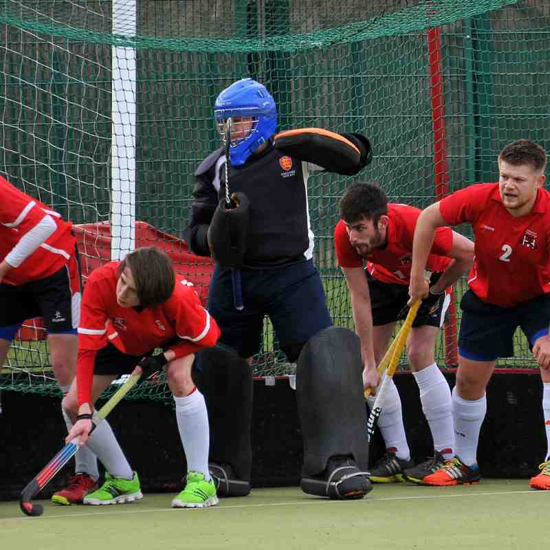 Men's 2nd XI v Stockton 20 February 2016