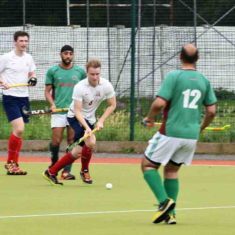 Mens 1s v Barford Tigers 28 August 2016