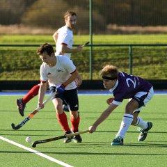 Doncaster M2 v Durham Uni 11 November 2017