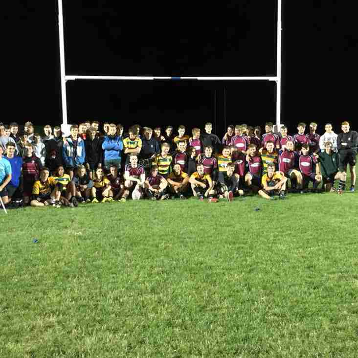 Happy New Year to the Southwell Rugby Family!