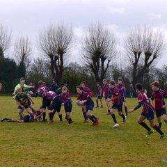 Southwell U14's v Mellish - 15/1/17