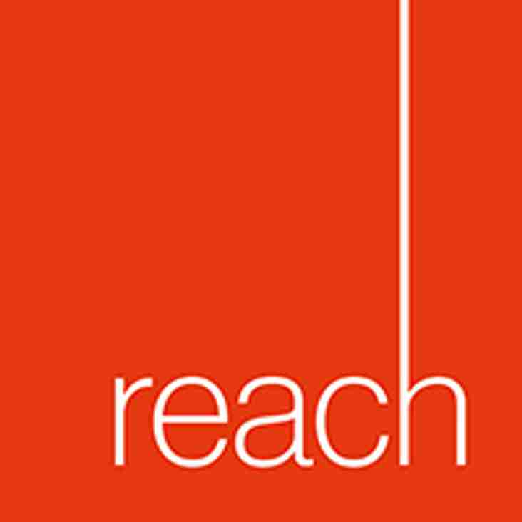 "Support Southwell 1st Team &  Local Charity ""Reach"" This Saturday"