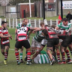Hartlepool Rovers 14 v 25 Gosforth