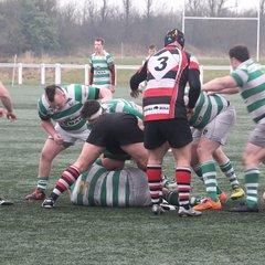 Gosforth 27 v 17 Hartlepool Rovers