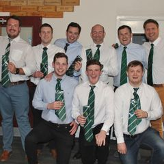 Gosforth RFC Awards Dinner 5.5.2017