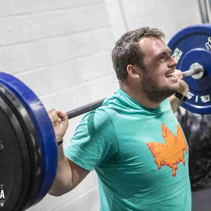 Gosforth RFC training sessions at CrossFit Northumbria