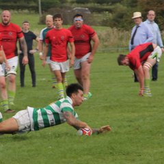 Barnard Castle 45 v 17 Gosforth 2.9.2017