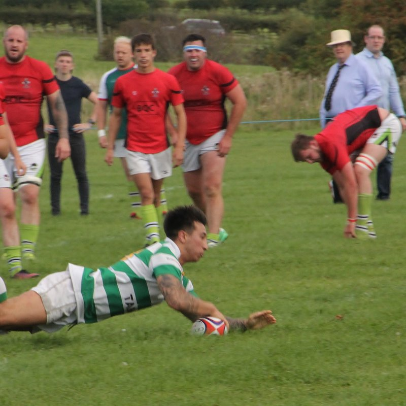 Barnard Castle 45 Gosforth 17