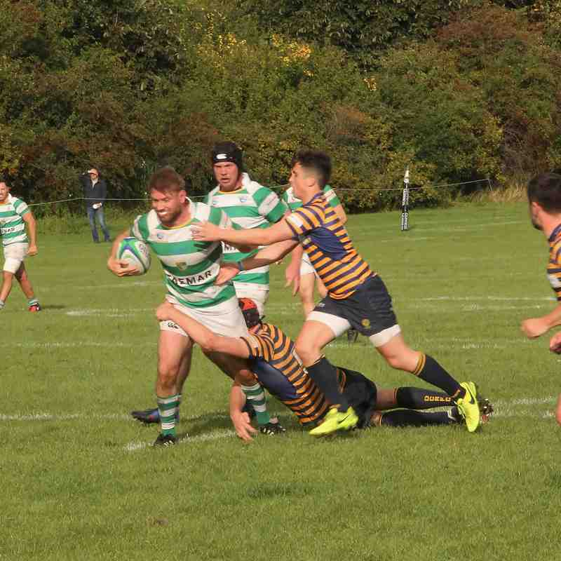 Gosforth 8 v 27 Durham City