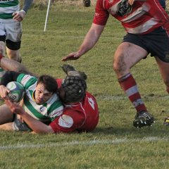 Gosforth 5 v 26 Stockton 17.2.2018