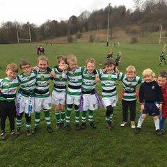 Gosforth mini/junior teams season 2018/19