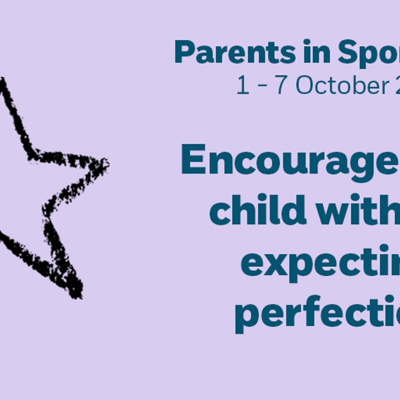 CPSU Parents in Sport Week 2018