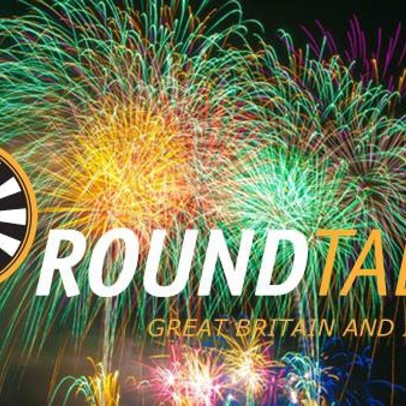Annual Fireworks 3rd November