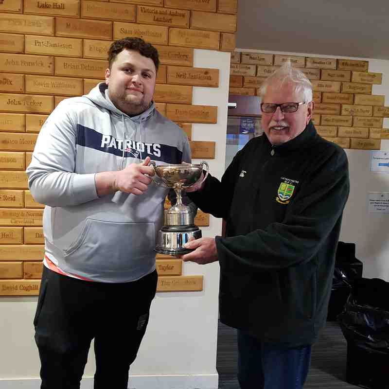 Hilton Cup winner