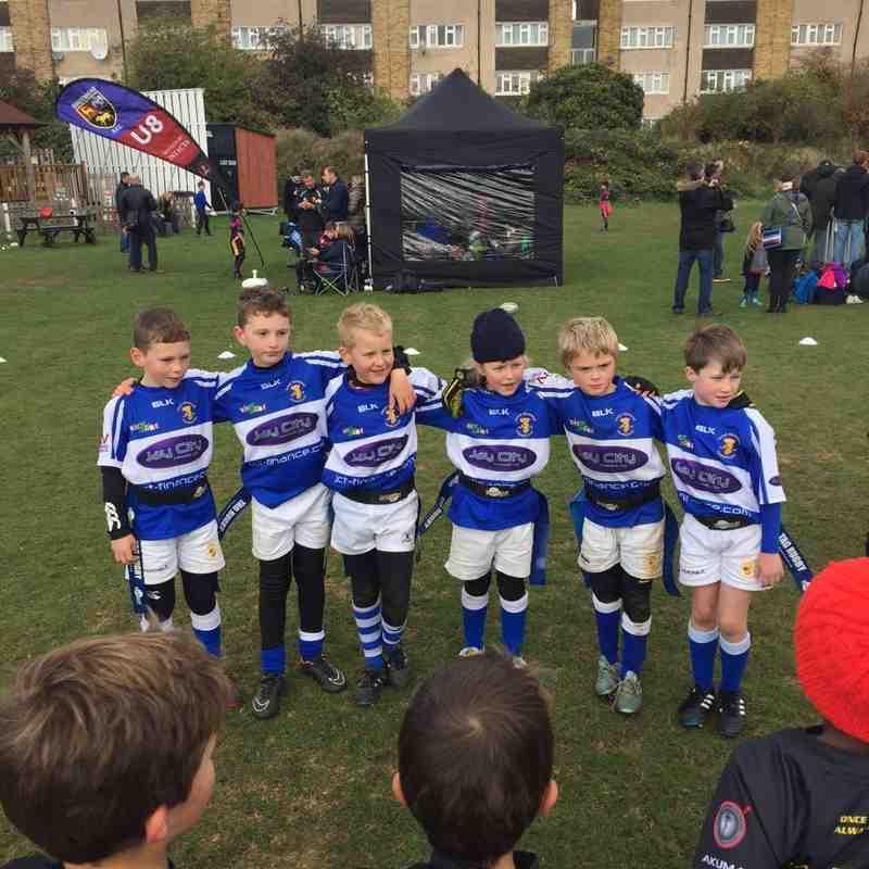 Under-8s v Ealing - Sun 23 Oct 2016