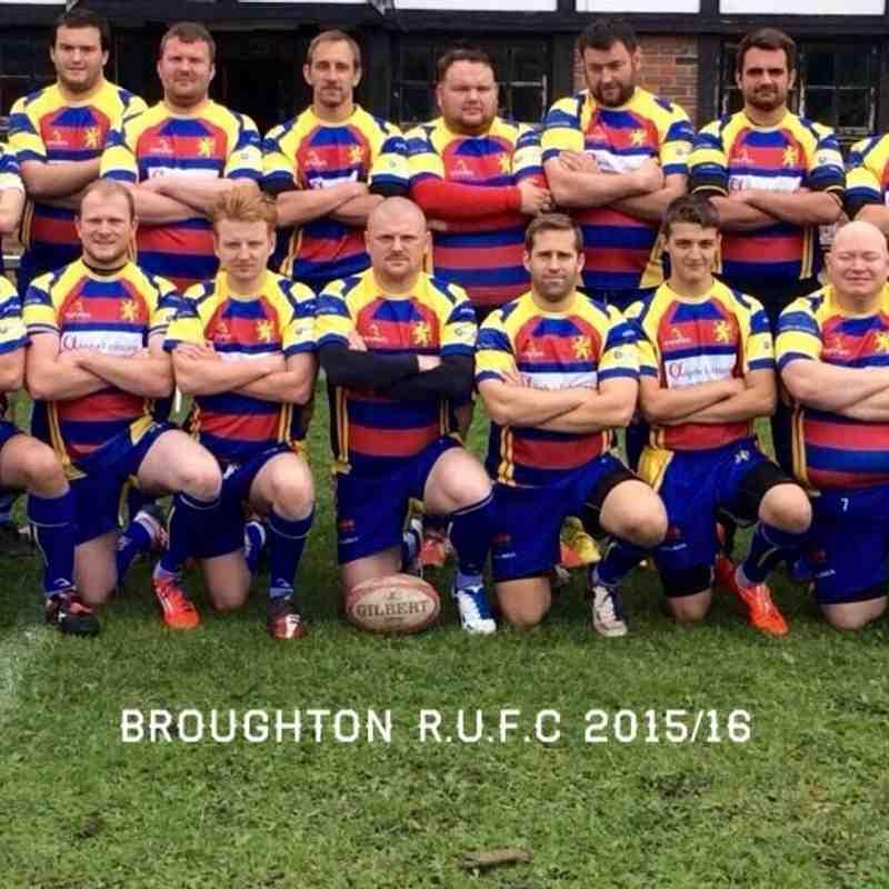 Broughton 2015/16