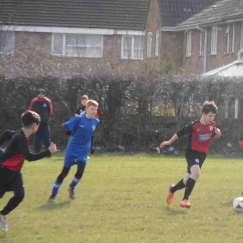 Hemel U13 Red v Watford sports