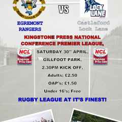 Egremont Rangers V Lock Lane