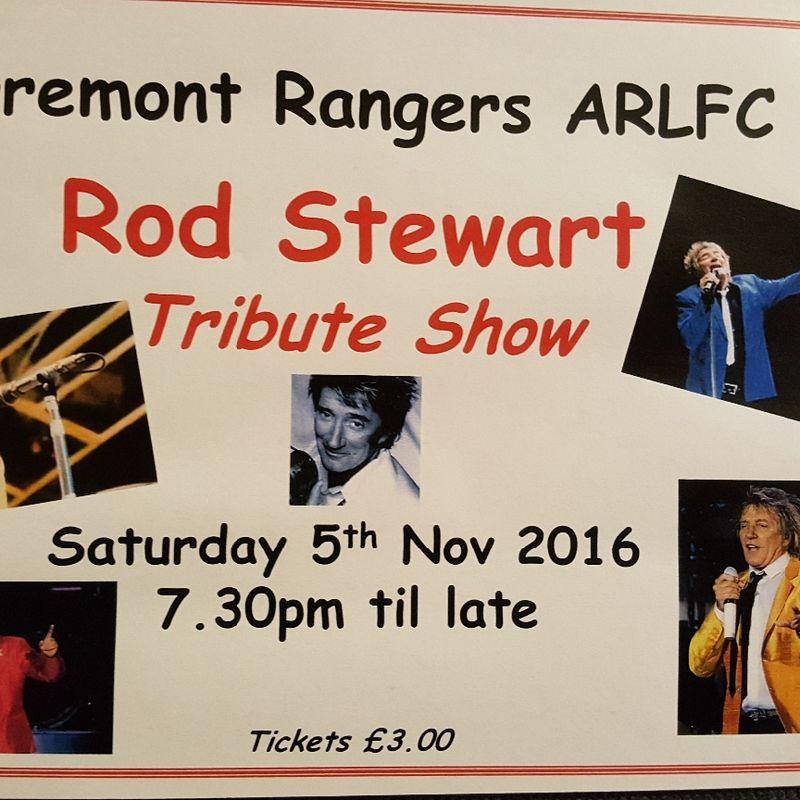 Rod Stewart Tribute Act